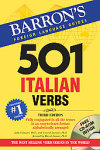 501 Italian Verbs (Book + CD-ROM)