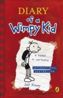 Diary of a Wimpy Kid + engelsk-svensk ordlista