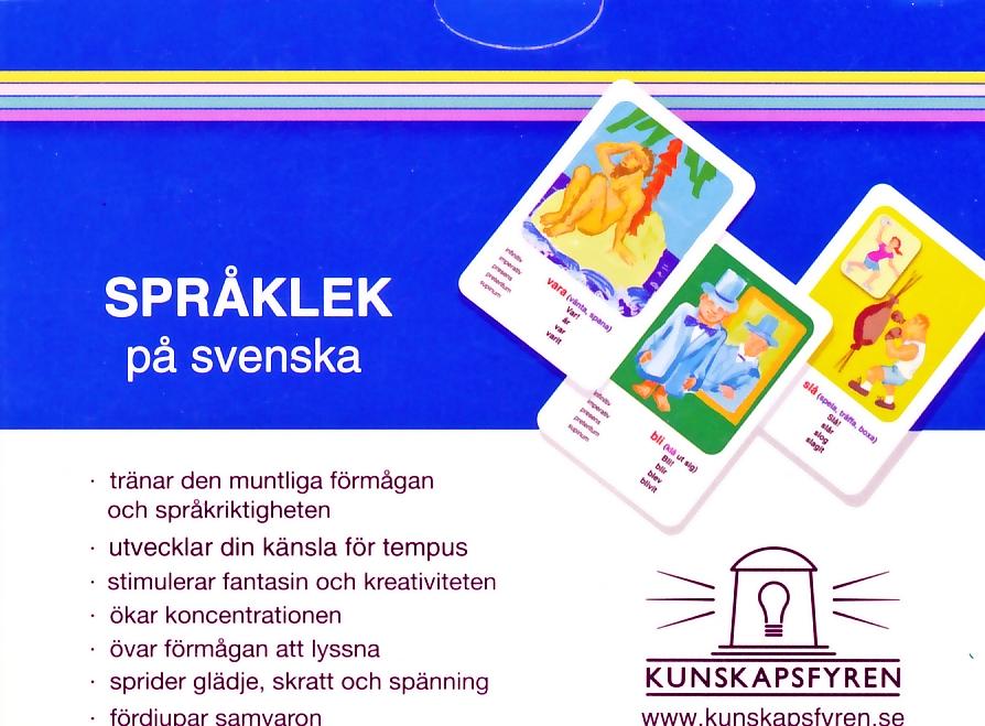 tempusformer på svenska