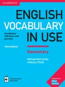 English Vocabulary in Use Elementary Book with Answers and eBook