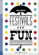 Festivals are Fun! bok+CD