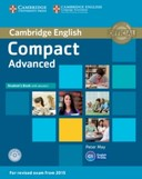 Cambridge English Compact Advanced Student's Book with answers