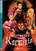 Destination Karminia, bok+CD