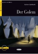 Der Golem, book+cd