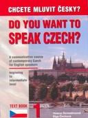 Kurspaket: Do you want to speak Czech?
