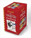 Diary of a Wimpy Kid Box med 12 böcker