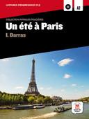 Un été à Paris (A2) book+CD