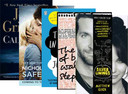 Fiction - pack of 5