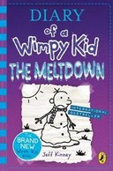 Diary of a Wimpy Kid: The Meltdown HB