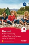 Ein Feriencamp voller Überraschungen, bok+mp3-download
