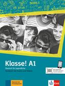 Klasse! A1, Kursbuch mit Audios und Videos online