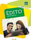 Edito 2 niv.A2 - Livre + DVD-rom