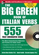The Big Green Book of Italian Verbs+CD-ROM