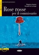 Rose rosse per il commissario, bok+CD
