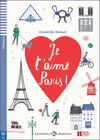 Je t'aime Paris! (A2) bok+CD
