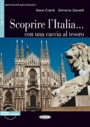 Scoprire l'Italia... con una caccia al tesoro, bok+CD
