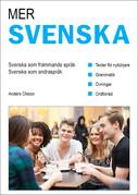 Mer svenska, bok inkl.ljudfiler
