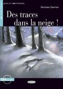 Des traces dans la neige! (Book + CD)