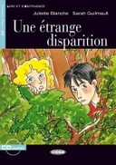 Une étrange disparition (Book + CD)