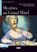 Mystères au Grand Hôtel (book+cd)