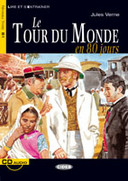 Tour du monde en 80 jours (Book + CD)