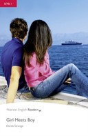 Girl Meets Boy (book + cd)
