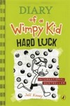 Diary of a Wimpy Kid 8: Hard Luck HB