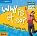Why is it So? Levels 5-6 Factbook Audio CDs