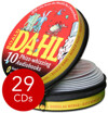 Roald Dahl 10 Phizz-whizzing Audiobooks