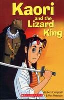 Kaori and the Lizard King, bok+CD