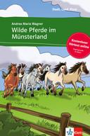 Wilde Pferde im Münsterland, Buch + Online-Angebot