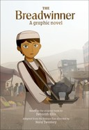 Breadwinner, a graphic novel