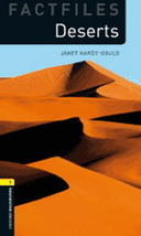 Deserts (book + cd) Factfiles