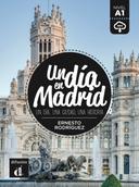 Un día en Madrid bok + nedladdningsbar mp3