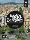 Un día en Barcelona bok + nedladdningsbar mp3