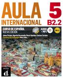 Aula International 5 Libro + CD audio / mp3