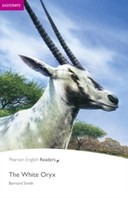 White Oryx (bok + cd)
