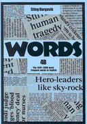 Words 4B